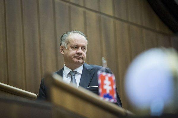 Tento rok sa v rebríčku top inovátorov umiestnil aj slovenský prezident Andrej Kiska.