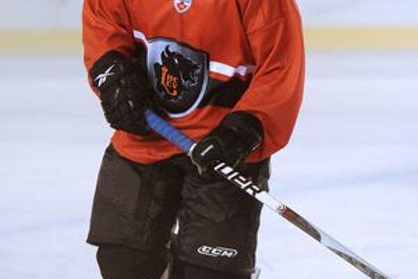 Rudolf Huna. Nechýbal zatiaľ ani na jednom ročníku Cassovia Hockey Cupu.