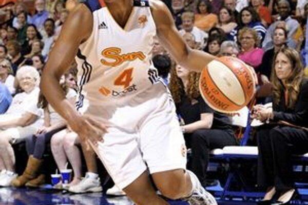 Danielle McCray. Vo WNBA hrala za Connecticut Sun.
