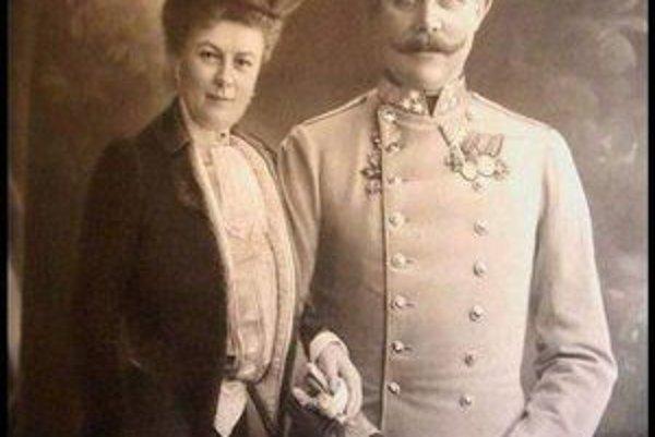 Žofia a František Ferdinand