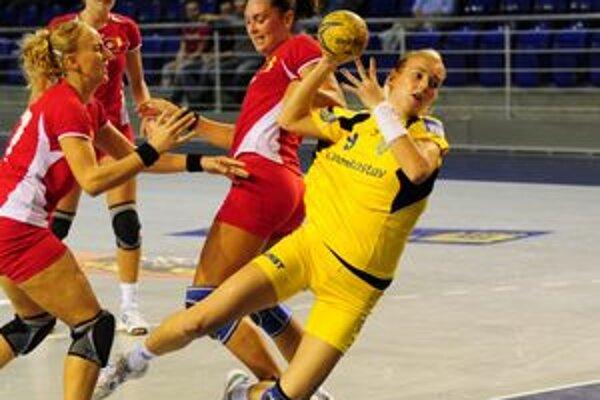 Michalovčanky v 2. kole PVP prešli cez taliansky tím Sassari.