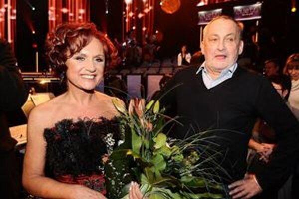 Petra a Michal. Ľúbia sa už vyše tridsať rokov.