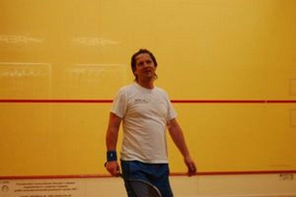 Text: Tretí na turnaji Baldi Gregor.