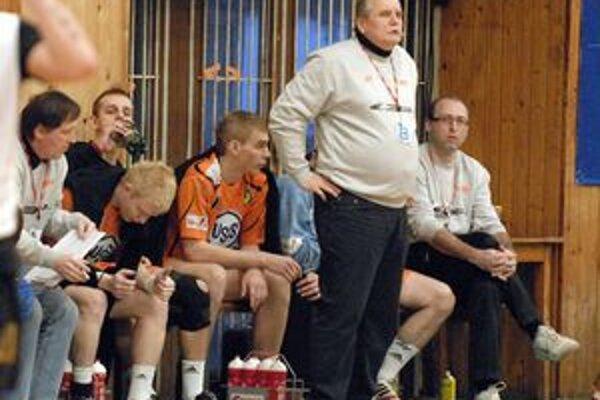 Dušan Timko. Verí, že počas prestávky sa vrátia do hernej pohody.