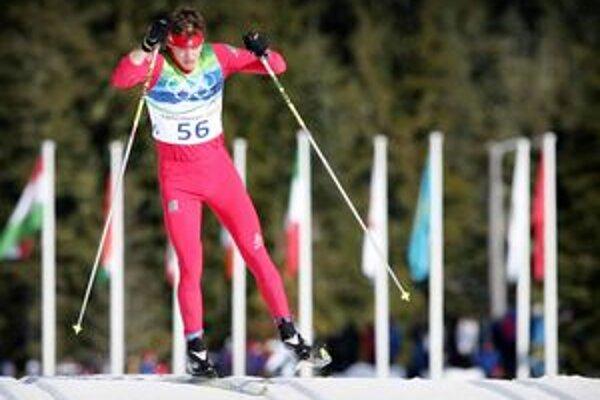 Peter Mlynár na Tour de Ski sa hotuje po prvý raz.