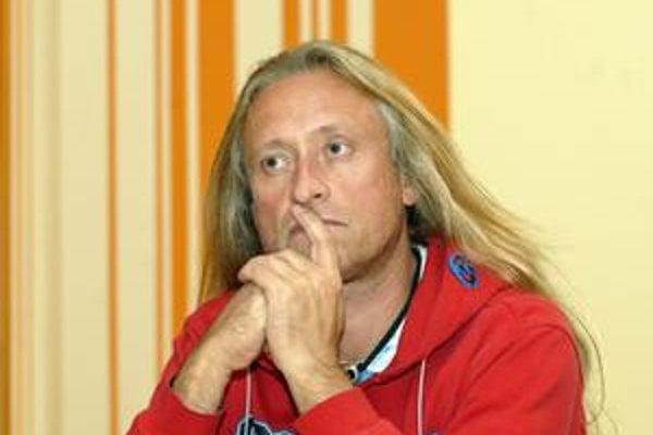 Muzikálová legenda. Kamil Sřihavka sa naučil robiť kompromisy.