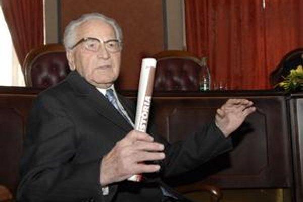 PhDr. Ondrej R. Halaga, DrSc. h. c.