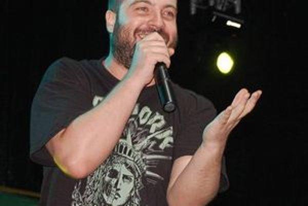 Ivan Tásler. Zložil nový singel IMT Smile Veľa lásky.