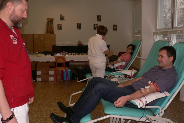 Z Miškinej kvapky nádeje sa stala tradícia, každý rok daruje krv viacej ľudí.