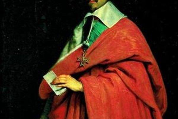 Reálny politik alebo intrigán v sutane? Pravá ruka Ľudovíta XIII. kardinál Richelieu.