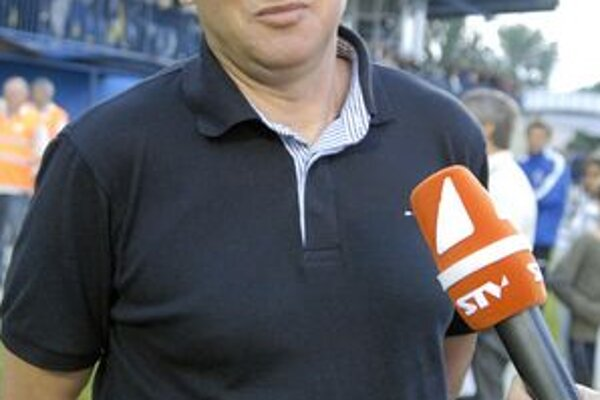Nový kormidelník. Jaroslav Galko posilnil realizačný tím Lokomotívy Košice.