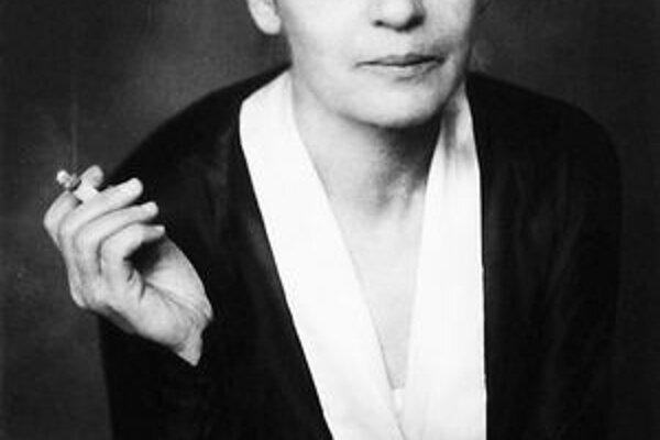 Lise Meitnerová. Vysvetlila jav štiepenia uránu.