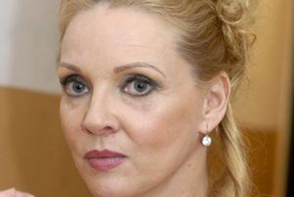 Zdena Studenková. V detstve riadny diablik.