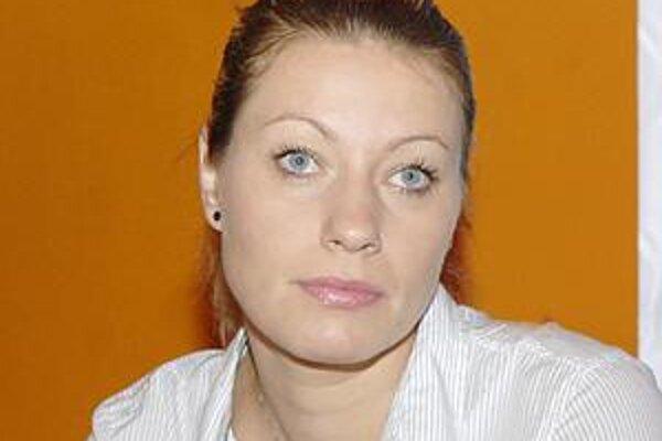 Zuzana Žirková odvčera trénuje s reprezentáciou.