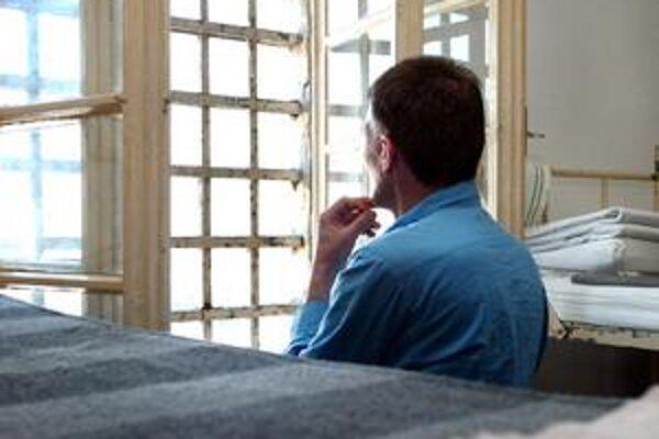 Dobré správanie na čas na priepustku z väzenia nestačí.