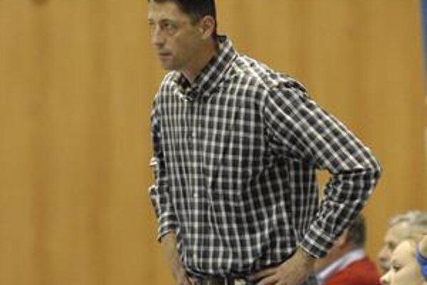Tréner Svitek. Euroliga preverí skutočnú silu jeho tímu.