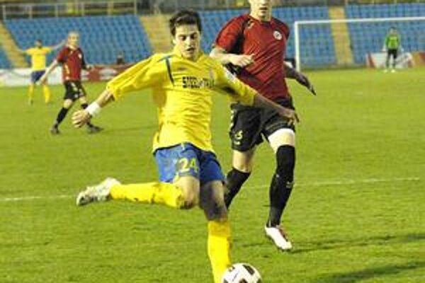 Kamil Karaš dúfa, že si zahrá aj v kvalifikácii.