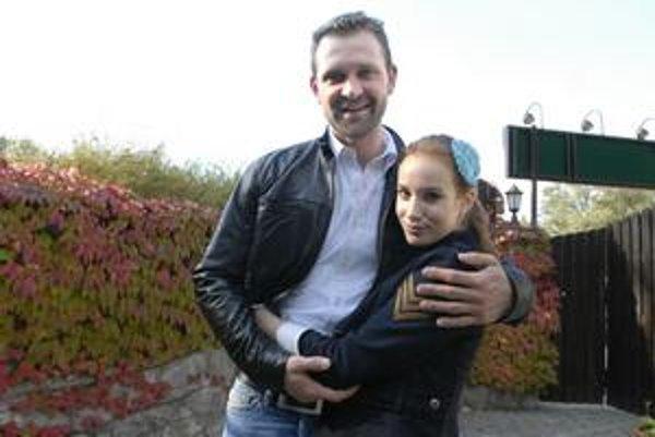 Tomáš Maštalír a Táňa Pauhofová.