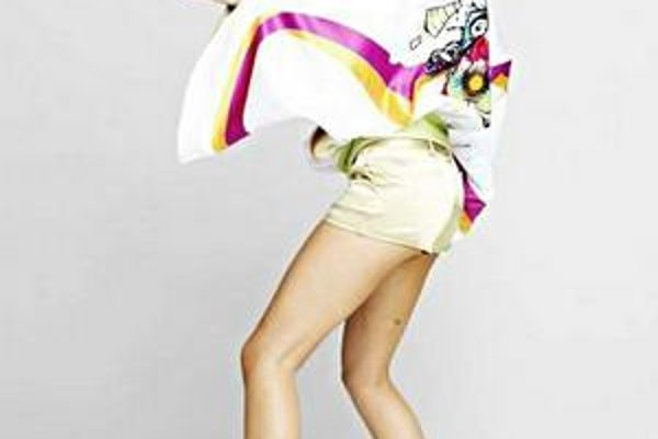 Atraktívna Zdenka. Je najsexi speváčkou slovenského hudobného biznisu.