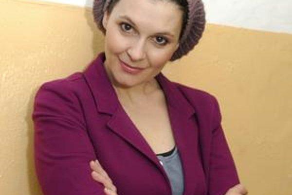 Žiari spokojnosťou. Lenka Barilíková má výborné obdobie - darí sa jej v práci i v súkromí.