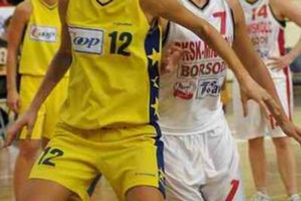 Posila zo Srbska. BSS už má v kádri legionárku, je ňou Mina Maksimovičová (vľavo).