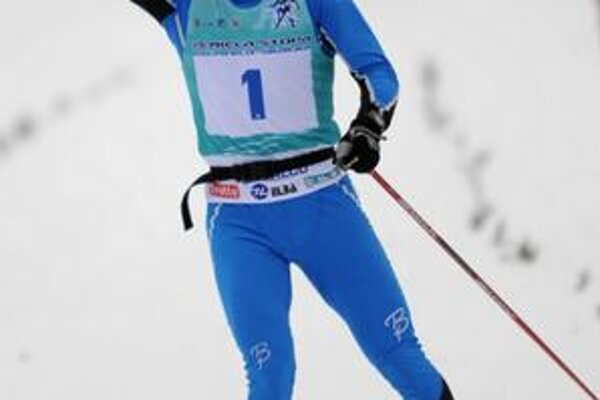 Martin Bajčičák. Je naším favoritom na popredné umiestnenie.