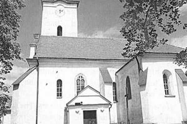 Gotická pamiatka. Predstavuje ju rímskokatolícky kostol sv. Martina zo 14. storočia.
