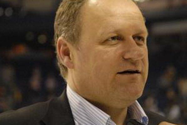 Generálny manažér košického hokejového klubu Juraj Bakoš.