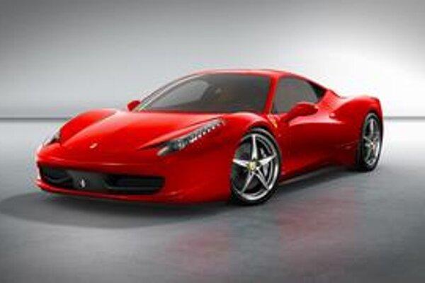 Ferrari 458 Italia. Nové ferrari bude mať premiéru na frankfurtskom autosalóne.