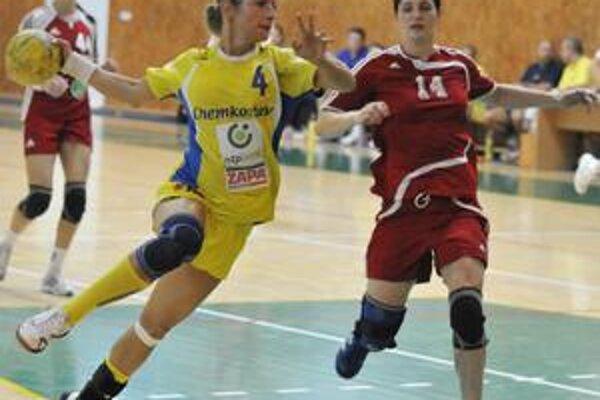 Najlepšia strelkyňa. Vďaka 33 gólom sa ňou stala krídelníčka Michaloviec Mária Hricíková.