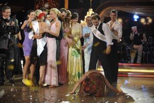 Nebolo to len divadlo. V čase Let´s dance vraj Juraj ani netušil, že rozchod je na spadnutie.