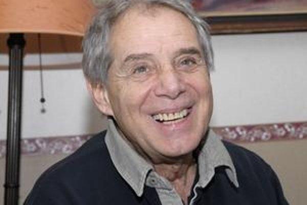 Sympaťák. Josef Laufer má neuveriteľných 70.
