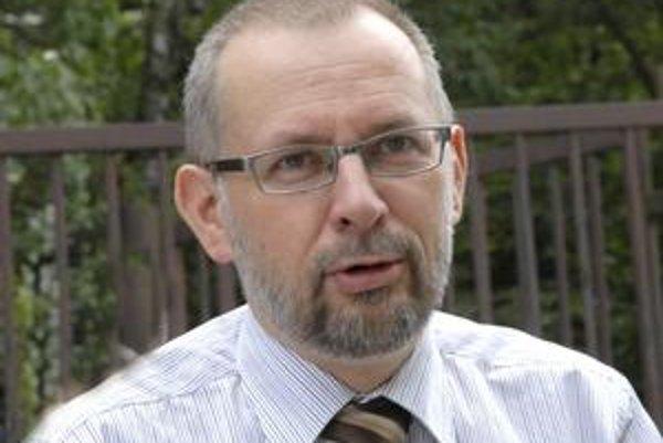 L. Miko. V decembri sa vracia do Bruselu, jeho ministerská misia sa končí.