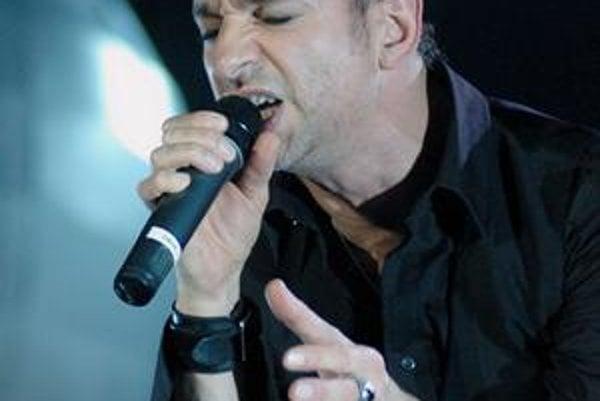 David Gahan je tvárou, hlasom a teda osobnosťou legendárnej skupiny Depeche Mode.