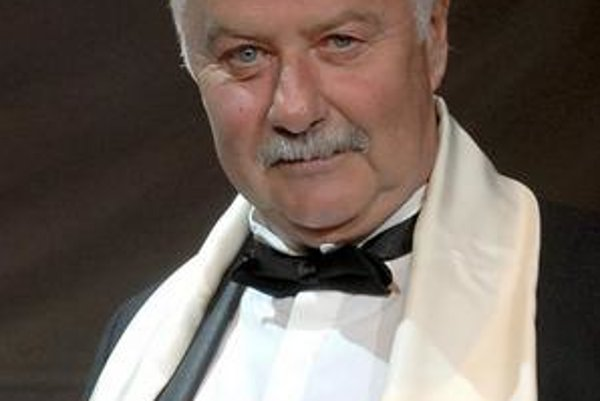 Ladislav Potměšil. Prácu na Slovensku si pochvaľuje.