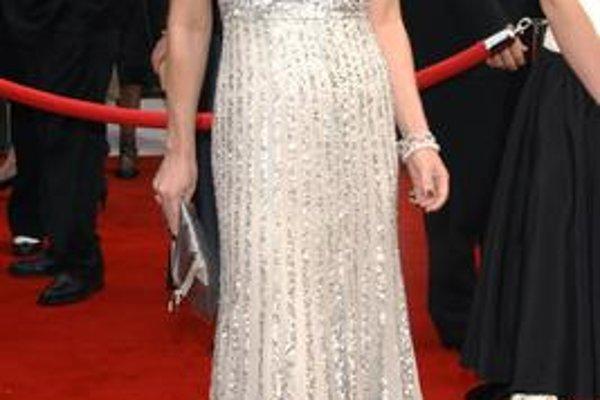 Christina Applegate. Herečka vyhrala boj s rakovinou prsníkov.