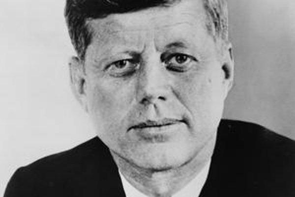 V televíznych debatách býval úspešný John F. Kennedy.