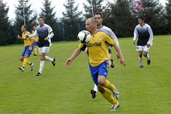 Kiksy. Hrajúci asistent trénera Anton Šoltis poukázal na zbytočné zaváhania v defenzíve.