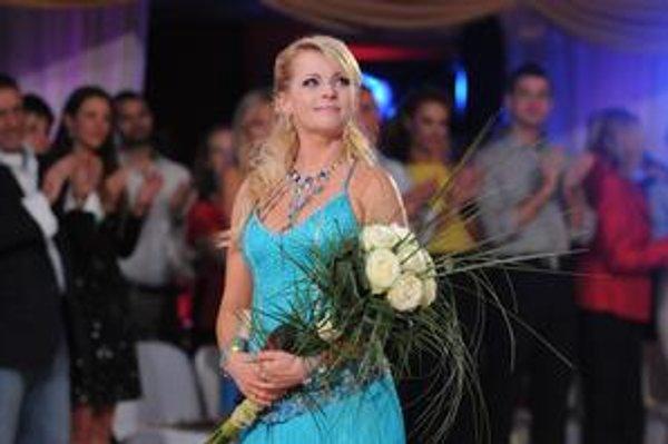 Iveta Bartošová sa kráľovnou tanca nestala, ale s prehľadom zvíťazila v množstve preliatych sĺz.