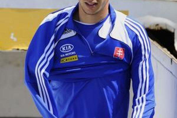 Filip Hološko. Má za sebou naozaj skvelú sezónu.