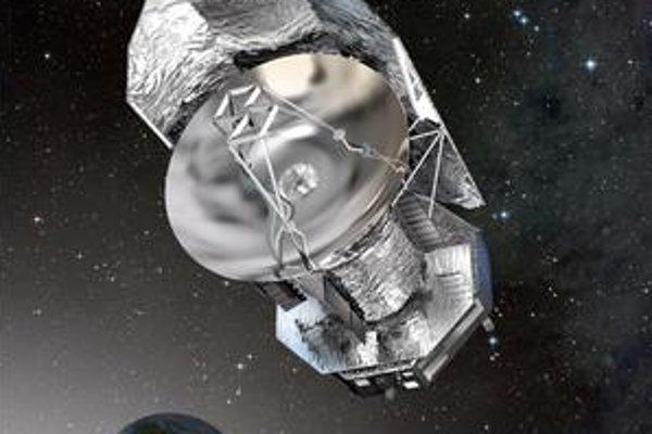 Teleskop Herschel. Je to najväčší teleskop, aký bol vypustený do vesmíru