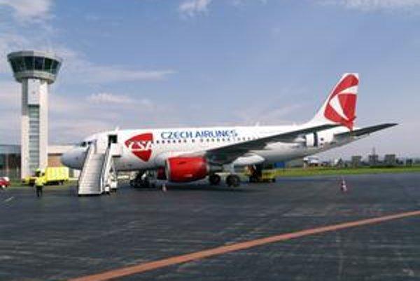 Airbusy nahradzujú vo flotile ČSA staršie boeingy.