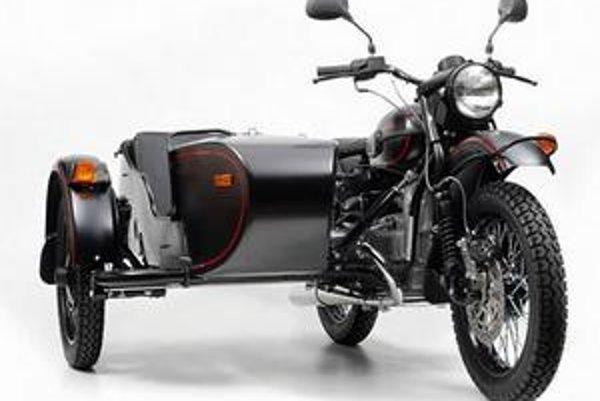 Motocykel Ural T. V USA sa motocykel predáva za 9 999 dolárov