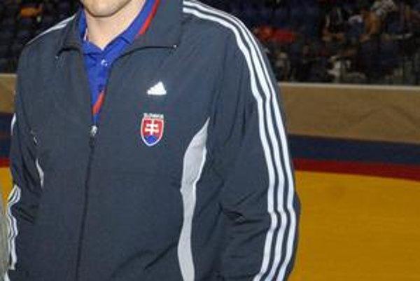 Jozef Lohyňa. V Nemecku koučoval borcov ZK Lokomotíva.
