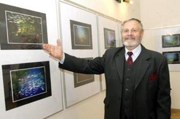 Peter Purtz sa už dokopy prezentoval takmer na 600 výstavách.