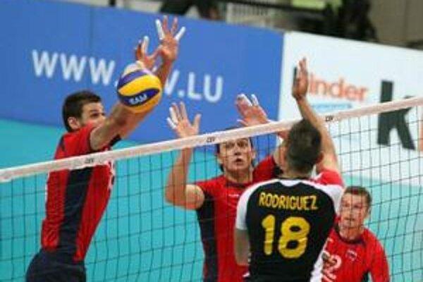 Semifinále. Slováci na majstrov Európy zo Španielska nestačili.