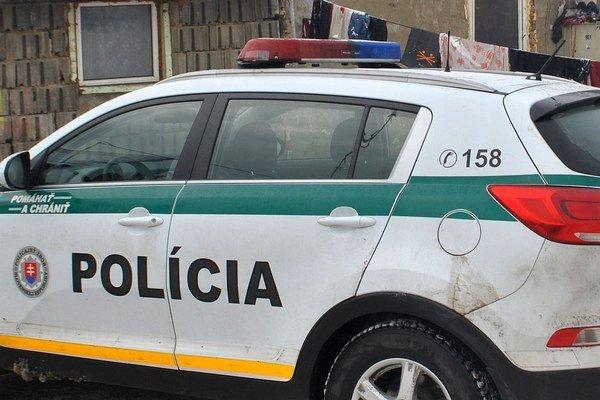 Policajné autá. Ich makety pribudnú vobciach okresu Stará Ľubovňa.