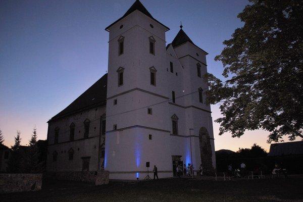 Kostol svätej Žofie. Po sto rokoch ho znovu otvorili.