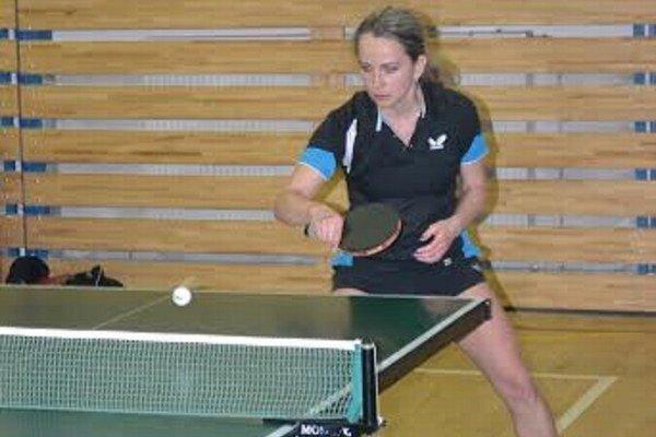 Tetjana Butko. Na dvoch turnajoch bola vždy druhá.