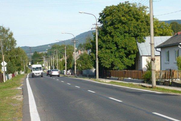 Kamenica nad Cirochou.